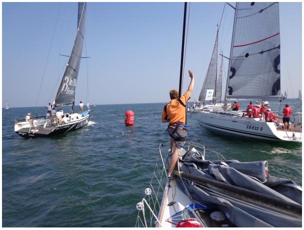 tři sestry sailing team