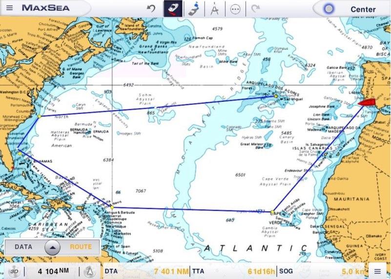 trasa Eurica
