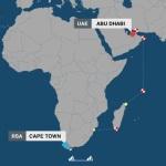 volvo ocean race 2 etapa